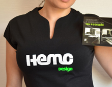 T-shirts Hemo Design