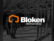 Bloken Construção em Aço