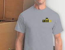 T-shirts Mister Box