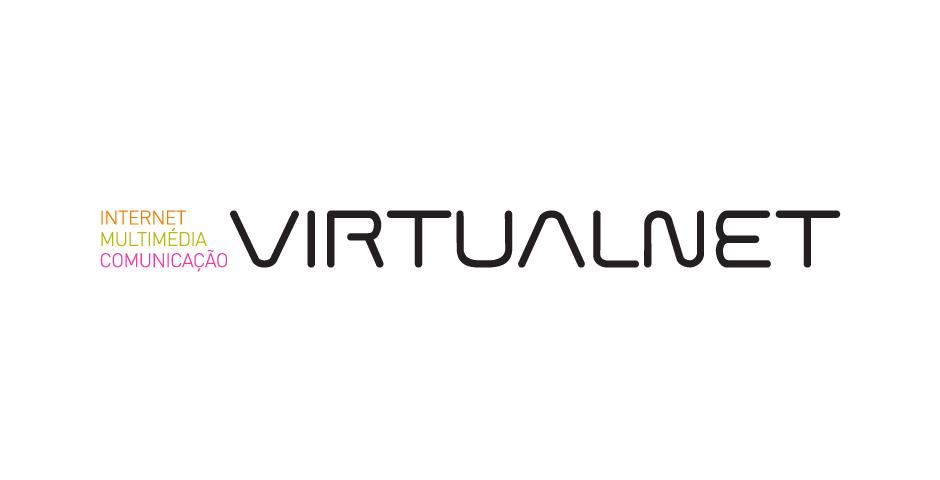 Logotipo Virtual Net