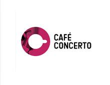 Logotipo Café Concerto
