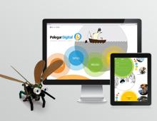 Website Polegar Digital