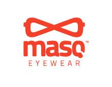 Logotipo Masq Eyewear