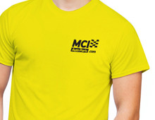 T-shirts MCI Auto Parts