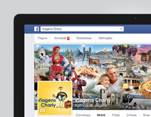 Facebook Viagens Charly